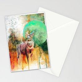 Artiful Mountain Nyala Stationery Cards