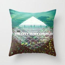 M83 - Midnight City Throw Pillow