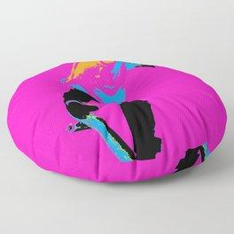 """""""Flipping the Deck"""" Skateboarding Stunt Floor Pillow"""