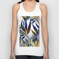 bamboo Tank Tops featuring Bamboo by Artisimo (Keith Bond)