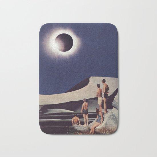 SOLAR ECLIPSE Bath Mat