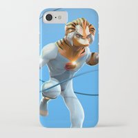 thundercats iPhone & iPod Cases featuring Thundercats by Dante RD