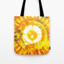Battle of the Beats Tote Bag