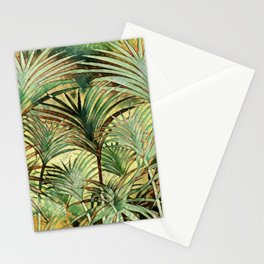 Tropical Palm Stationery Cards