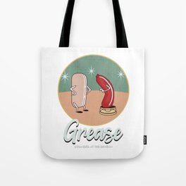 Grease - Alternative Movie Poster Tote Bag