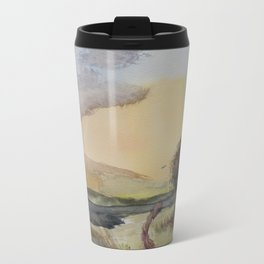 Path to tree Travel Mug
