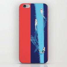 Speeding Koi iPhone & iPod Skin