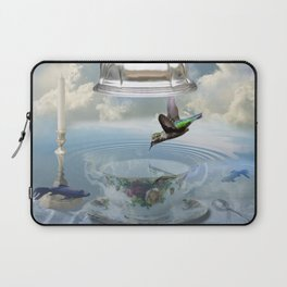 Invisibility Laptop Sleeve