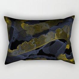 Golden Chi Glider Rectangular Pillow