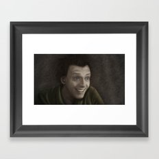 Drop Dead Fred Framed Art Print