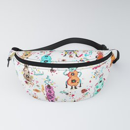 Mutations in animals Fanny Pack