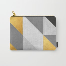 Gold Composition II Carry-All Pouch