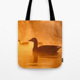 Early Morning Mood Tote Bag