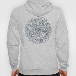 Mandala • Fuck it • grey Hoody
