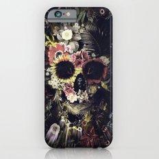 Garden Skull Slim Case iPhone 6