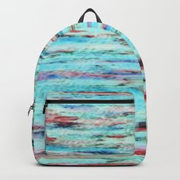 Color gradient and texture 33 Backpack
