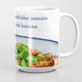 La Cuisine Fusion - Malandrinho Tomato Rice with Banana Coffee Mug
