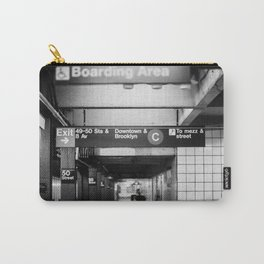 Brooklyn & Uptown Carry-All Pouch