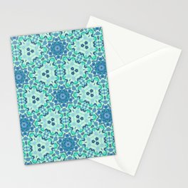 MAGIC MORROCAN MEDAILLION Stationery Cards