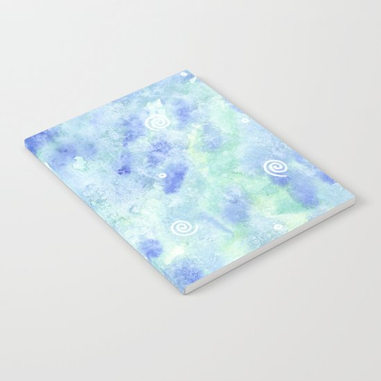 Blue lagoon Notebook