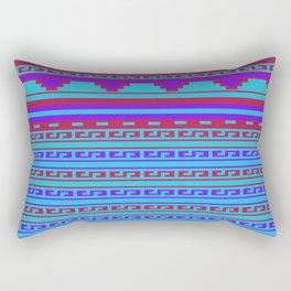 Mexican Aztec ethnic pattern Rectangular Pillow