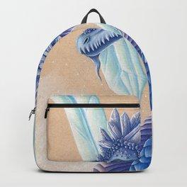 Ice Crystal Dragon Backpack