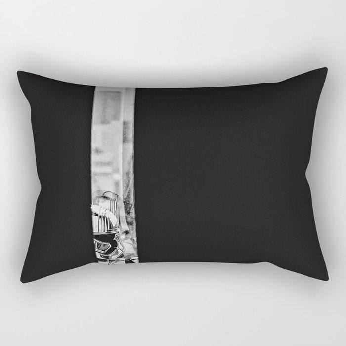 Captain Phasma in the City Rectangular Pillow