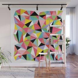 Geometric Jane Wall Mural