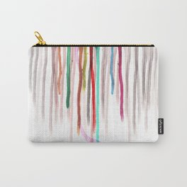 Rainbow Drops of Joy Pride Carry-All Pouch