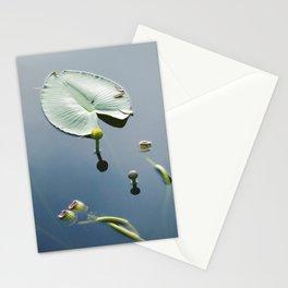 floating world 2 Stationery Cards