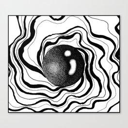 Gravity Well Canvas Print