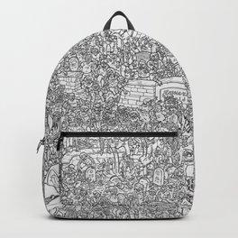 Outbreak! Backpack