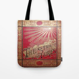 The Star of the Fairies Book Tote Bag