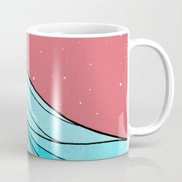 The Lone Wave Coffee Mug