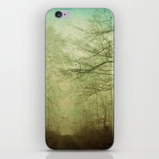 magical woods iPhone & iPod Skin