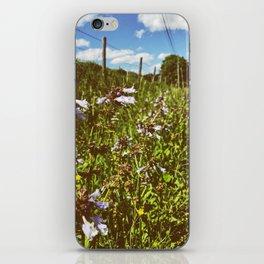 Roadside Flowers • Appalachian Trail iPhone Skin