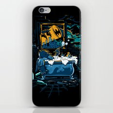 Midnight Crisis iPhone Skin