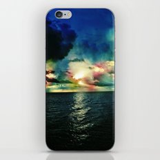 Rise with the Tides iPhone & iPod Skin