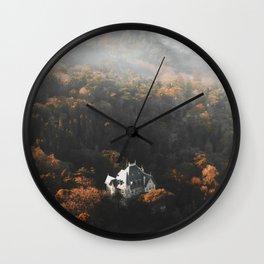 Sintra, Portugal Wall Clock