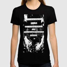 Inaudible... T-shirt