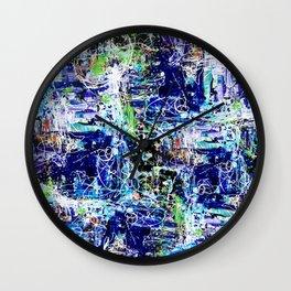 Stuttering 1995 Wall Clock
