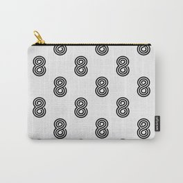 Crazy 8s Carry-All Pouch