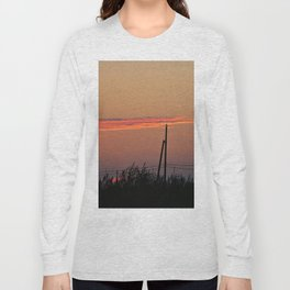 With my Wings comes Freedom Long Sleeve T-shirt