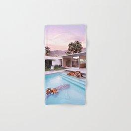 Palm Springs Tigers Hand & Bath Towel