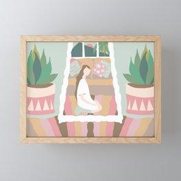 Oblivion  Framed Mini Art Print