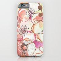 Sloppy Poppy iPhone 6s Slim Case
