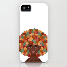 We can't breath iPhone Case