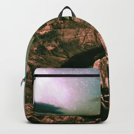 Desert Starry Night Backpack
