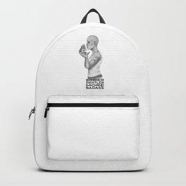 Kinder, Gentler, More Badass (KGMB) Backpack