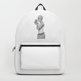 Kinder, Gentler, More Badass (KGMB) Backpack